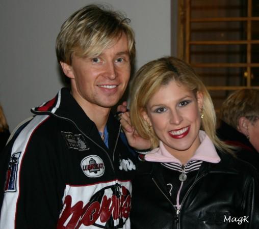 Shae-Lynn Bourne et Nikolaï